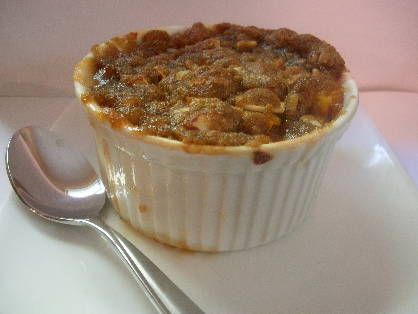 """Apple """"Brown Betty"""": A Comforting Dessert in No Time at All recipe"""