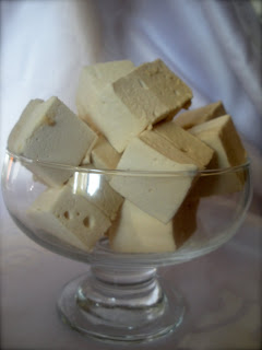 Apple and Honey Marshmallows- A Different Way to Usher in a Sweet New Year