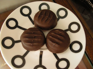 Spicy Hot and Icy Cool: Peppermint Patties and Cinnamon Disks recipe