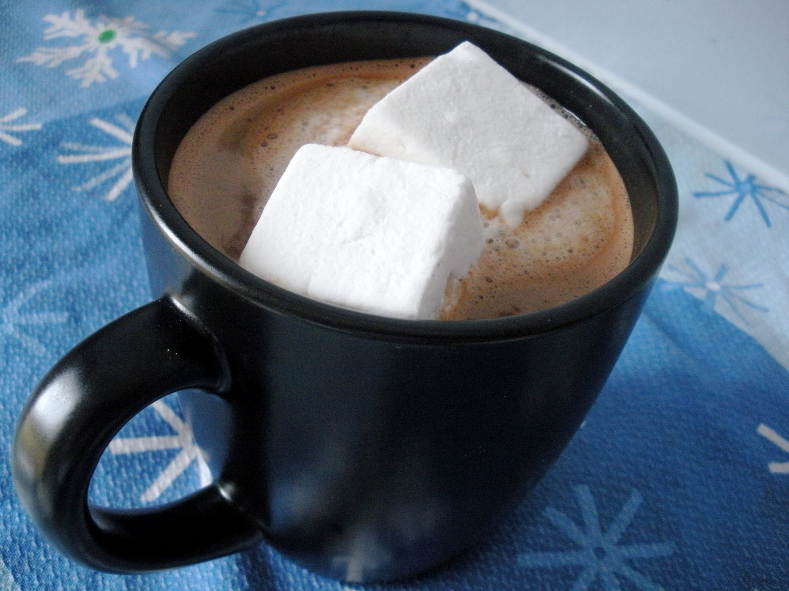 Hot Chocolate for a snow day recipe