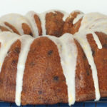 Meyer Lemon, Almond, and Blueberry Bundt Cake Recipe