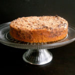 Pumpkin Cake with Chocolate Chunk Streusel Recipe