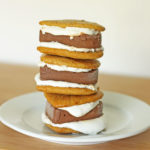 S'more Ice Cream Sandwiches Recipe