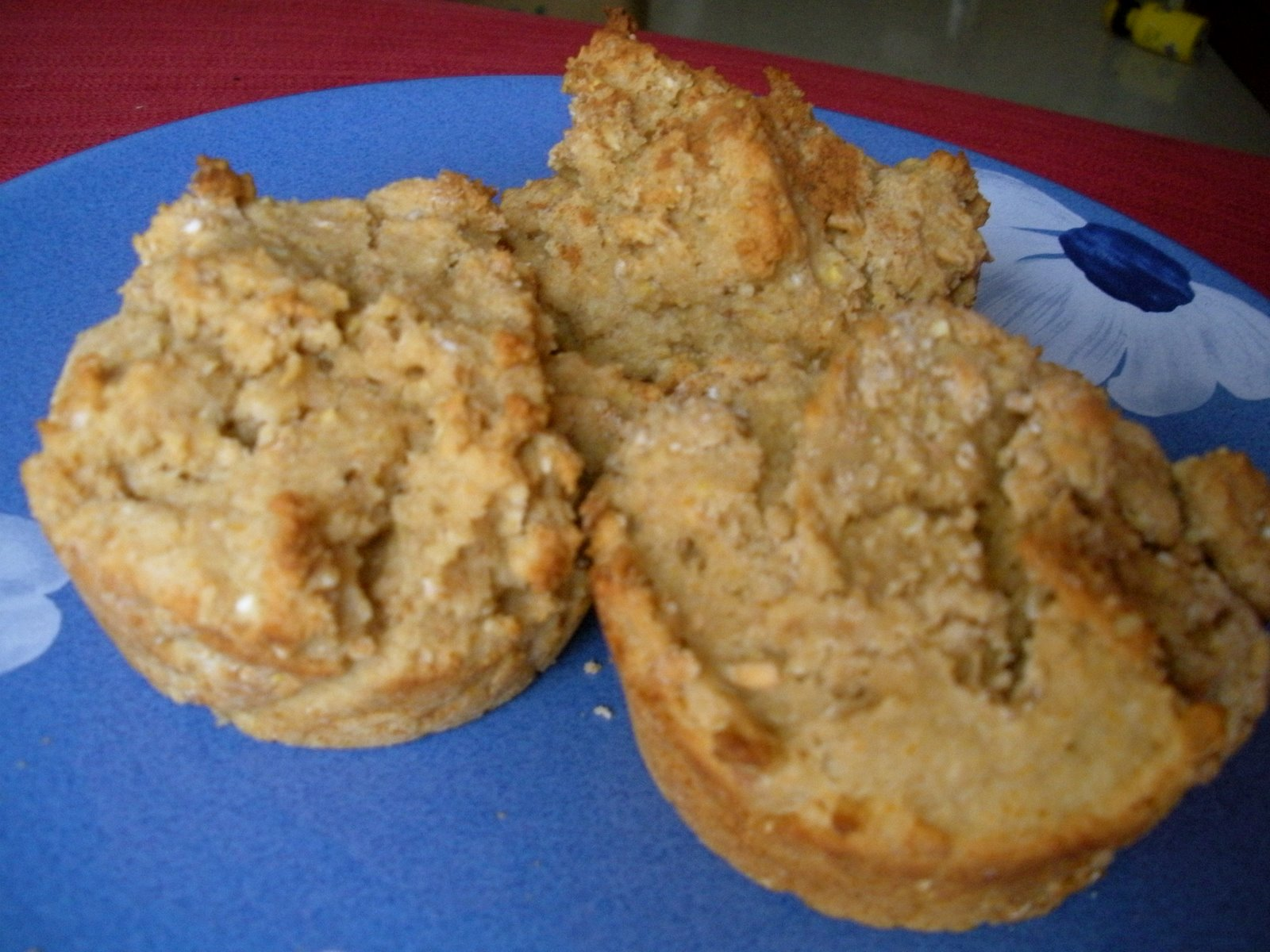 Whole Grain Muffins recipe