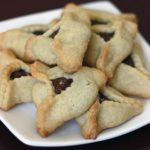 Chocolate and Peanut Butter: Not Your Bubbe's Hamentashen Recipe