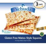 Gluten Free Eating on Pesach and a Great New Product Recipe