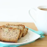 Grain-Free Zucchini Bread Recipe